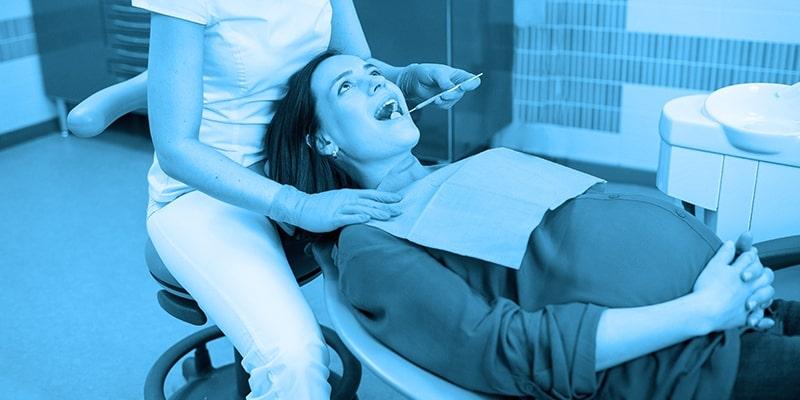 Cuidado em saúde bucal para gestantes e puérperas